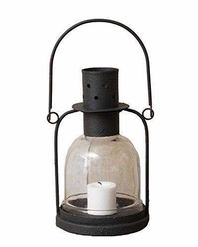 Your Heart's Delight Lantern That Holds LED Candle, 5-Inch ()