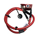 61129253111 Battery Cable Original Factory Specifications Car Battery Cable For BMW 1 2 3 LCI