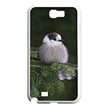Hard Back Cover Shell Phone Case A bird In the tree Case For Samsung Galaxy Note 2 N7100