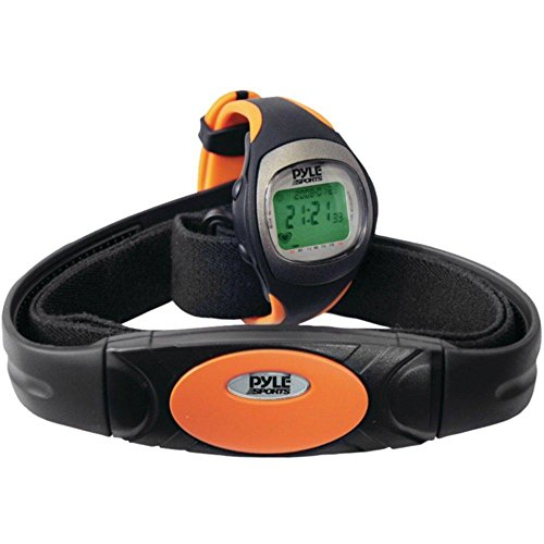 PYLE PHRM34 Heart Rate Monitor Watch with Maximum & Avera...