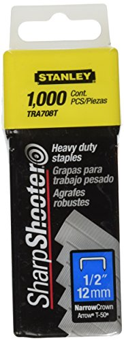 Stanley TRA708T Sharpshooter 2 Inch Staples