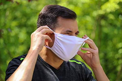 50 reusable cotton masks