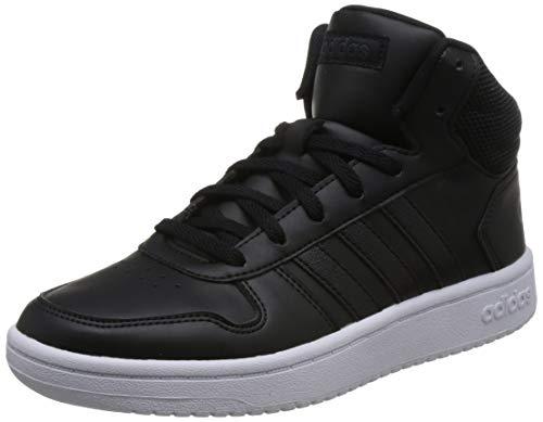 Fitness Chaussures Hoops Femme Adidas Noir Mid negb 2 De 0 xaqOw6BS