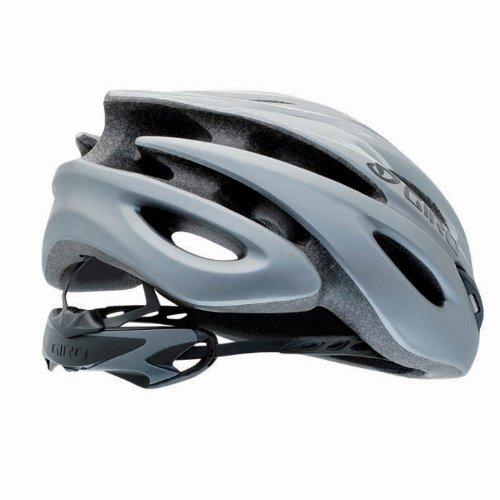 Giro Stylus Bike Helmet (Large, Matte Titanium/Silver) For Sale