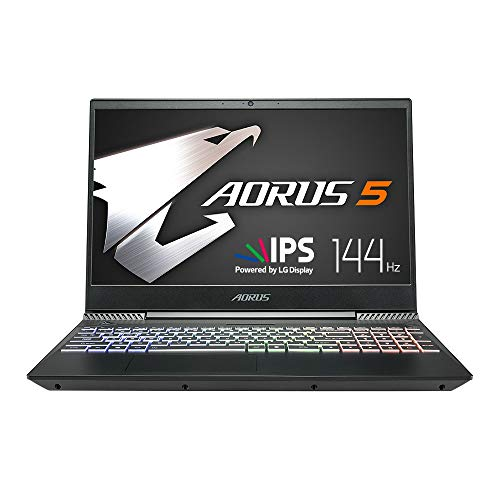 Compare Aorus 5 NA-7US1021SH (AORUS 5 NA-7US1021SH) vs other laptops