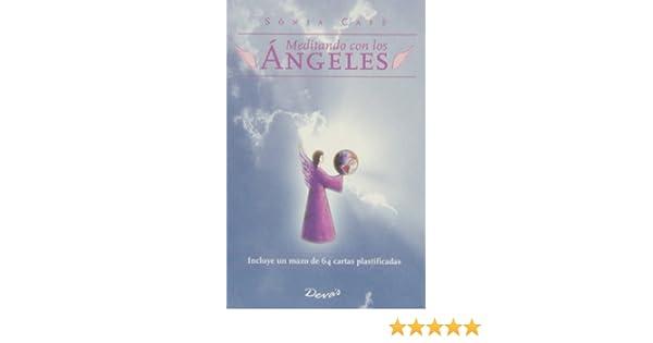 Meditando con los angeles I-incluye 64 cartas (Spanish ...