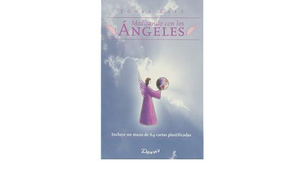 Meditando con los angeles (Libro + Cartas) : Amazon.es ...