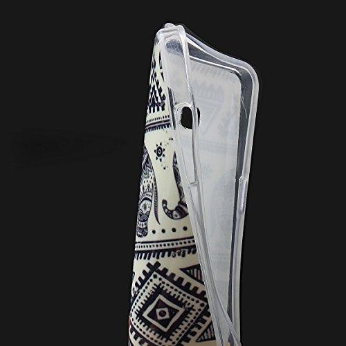 Kakashop Coque de Samsung Galaxy A5 Ultraminces, Soft tpu Silicone Souple Gel Protectrice Defender Bumper Transparent Protectrice Ultra Slim Arrière Cas Retour Housse Couvercle pour Galaxy A5 5.0'', C