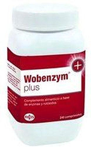 Wobenzym Plus 240 comprimidos de Diafarm Roha