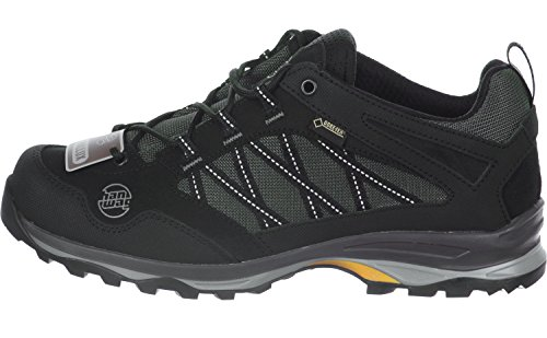 Hanwag Belorado Bunion Low GTX Zapatillas de senderismo Negro