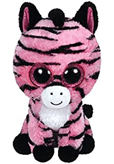 Ty Beanie Boos Plush - Zoey the Zebra 15cm