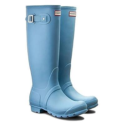 Hunter Womens Original Tall Wellington Synthetic Rain Boots