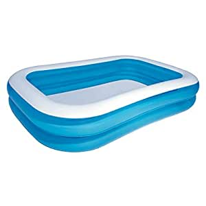 Bestway Rectangular Inflatable Family Pool 103 x 69 x 20 in