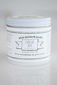 Miss Mustard Seed's Furniture Wax (Clear) 50g