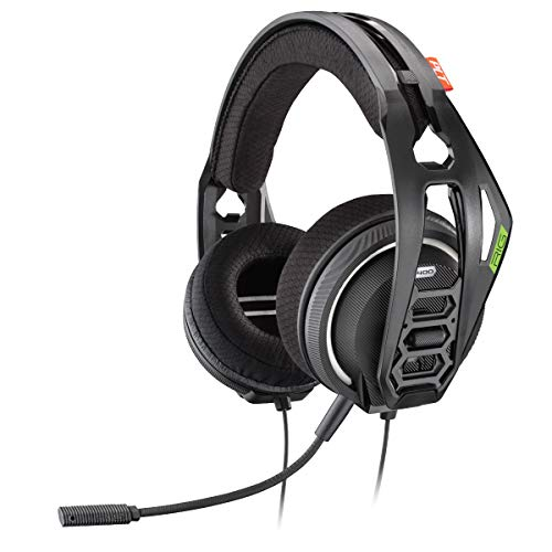 Plantronics Rig 400Hx Stereo Gaming Headset, Black - Xbox One