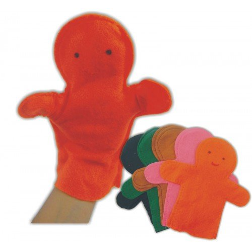 Anthony Peters Felt Hand Puppets (10)