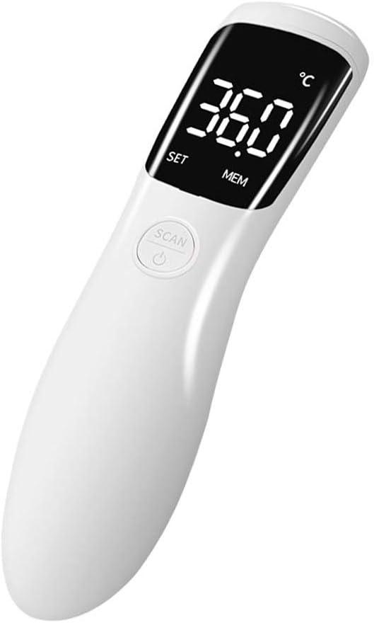 HHGO Baby Digital Infrarot Thermometer f/ür Fieber Stirn Ohr,3-in-1-Modus K/örper Objekt Raumtemperatur,f/ür Kinder Kleinkinder Erwachsene Neugeborene medizinische