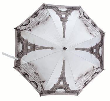Galleria Folding Umbrella - GALLERIA Paris Folding Umbrella, 1 EA