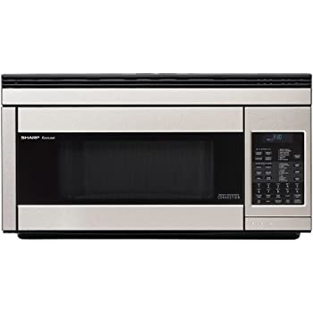 Amazon.com: Sharp R1874TY 30 Inch Over the Range Microwave ...
