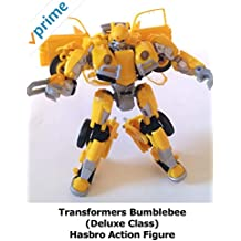 Review: Transformers Bumblebee (Deluxe Class) Hasbro Action Figure