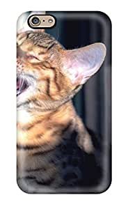 Awesome Design Cat Hard Case Cover For Iphone 6
