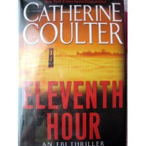 Hardcover eleventh hour (ELEVENTH HOUR an FBI thriller)LARGE PRINT Book