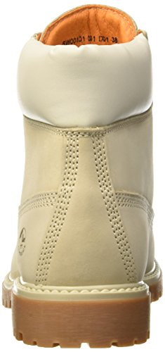 Lumberjack Damen River High-Top Beige (M0010 Cream/White)