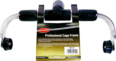 Dynamic HB049140 Adjustable Professional Paint Roller Frame, 14 to 18-Inch
