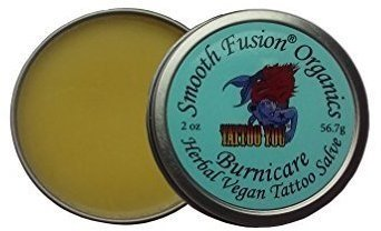 Native American Tattoos (Premium Quality MultiPurpose Organic Body Balm, Tattoo Aftercare, Tattoo Salve, Tattoo Balm, Tattoo Lotion, Stretched Ear Lobe Cream, Tattoo Ointment, Vegan Salve, Herbal Salve, Native American Herbs)