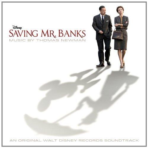 Saving Mr Banks by Thomas Newman (2013-12-10)