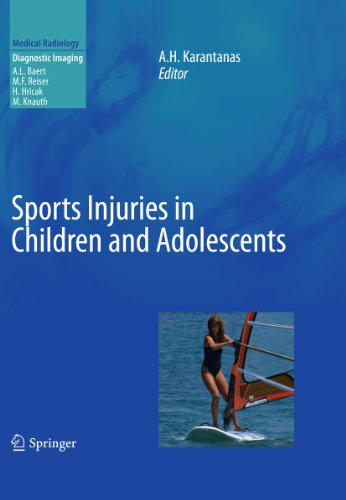 Sports Injuries in Children and Adolescents (Medical Radiology) Pdf