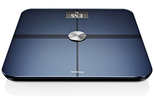 Withings Body - Body Composition Wi-Fi Scale, Black by Withings (Image #1)