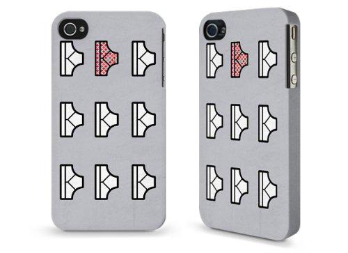 "Hülle / Case / Cover für iPhone 4 und 4s - ""Freakout"" by Claus-Peter Schöps"