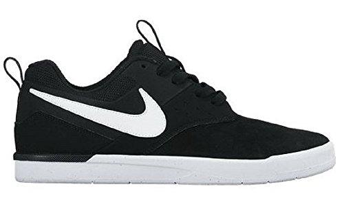 Nike Men Sb Zoom Ejecta Skate Schoenen Zwart / Wit / Wolf Grijs