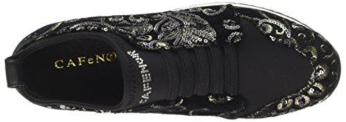 Black VELLUTO CAFENOIR DL901 CAFENOIR Sneakers CAFENOIR DL901 Sneakers Black VELLUTO danx8tXq