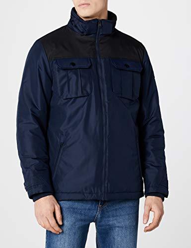amp; Jcoflicker navy Blazer Jacket Block reg Jones Homme Bleu Blouson Jack Fit dqxBC8Ewd
