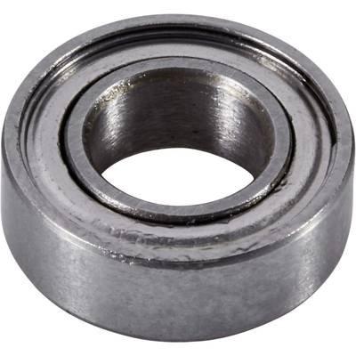 Reely Roulement à bille en acier chromé diamètre intérieur: vitesse 8mm de diamètre extérieur: 12mm (Max.): 52000tr/min