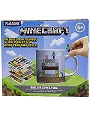 Minecraft Koffie Mok - Bouw een Niveau Grote Koffie Beker, 325ml