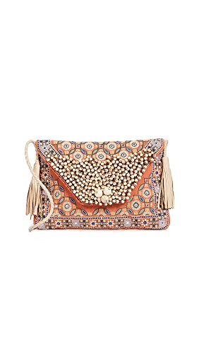 Antik Batik Women's Awa Pouch, Multico, One Size by Antik Batik