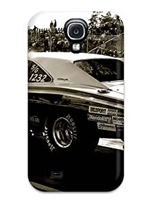 Durable Case For The Galaxy S4- Eco-friendly Retail Packaging(drag Racing)