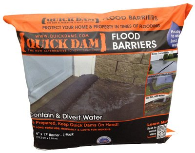 6x17 BLK Barrier Fabric from Absorbent Specialty Products Llc