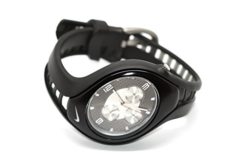 Triax Analog (NIKE TRIAX SWIFT 3I GRAY BLACK ANALOG SPORT WATCH)