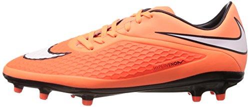 Nike Naranja carmesí Fg Atómica Zapatos Phelon Hyper Blanco Hypervenom Naranja hombre para 800 Oq4O6Wr