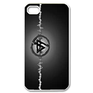 iPhone 4 4S case protective skin cover with rock band Linkin Park design ATR011296