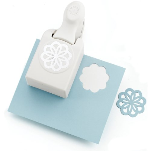 Martha Stewart Crafts Large Double Paper Punch, Layered (Daisy Paper Punch)