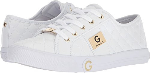 G by GUESS Women's Byrone2 White 7.5 M - Guess Womens For