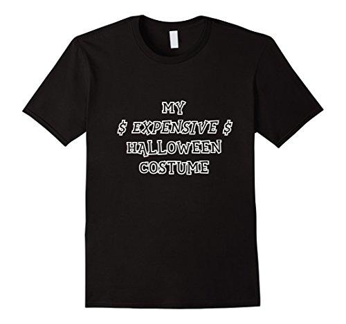Mens My Expensive Halloween Costume Medium Black