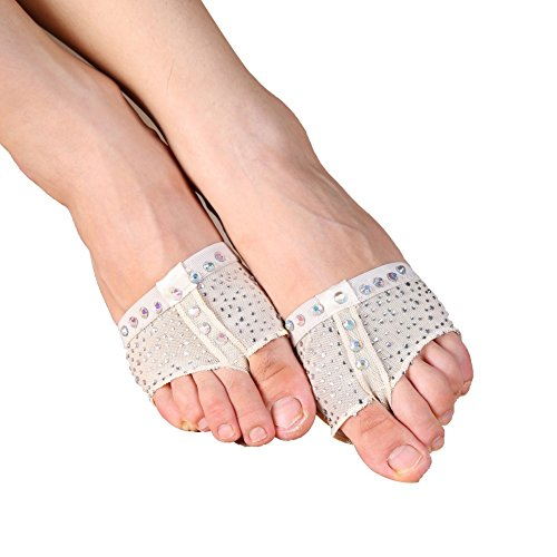 Brightup Damen Undies Diamant Dance Schuhe A