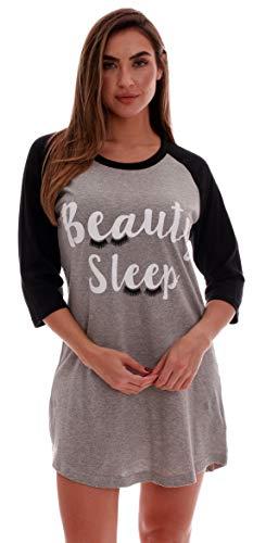 Just Love Sleep Dress for Women Sleeping Shirt Nightshirt 6084-244-1X