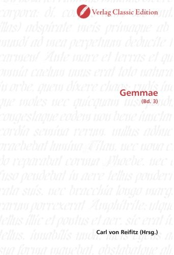 Read Online Gemmae: (Bd. 3) (German Edition) pdf